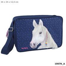 Depesche Miss Melody Umhängetasche Pferd Blau 10078_A