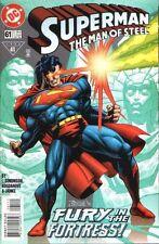 Superman - Man of Steel (1991-2003) #61