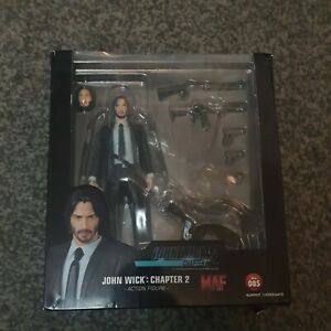 Medicom Toy MAFEX No.085 JOHN WICK CHAPTER 2 160mm Action Figure