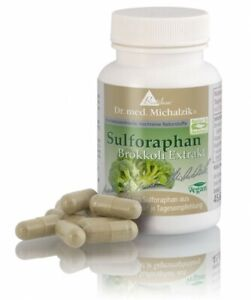 biotikon Sulforaphan aus Brokkoli Extrakt VitaminC die Zellen vor oxidativem Str