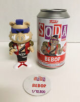 Funko Soda Bebop Teenage Mutant Ninja Turtles TMNT 1/ 10,500