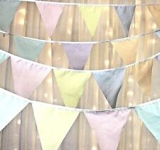 Cotton All Occasions Party Banners, Buntings & Garlands