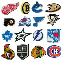 NHL 3D LOGO MAN CAVE WALL FOAM SIGN FANFAVE GAME ROOM BAR DISPLAY FREE SHIPPING!