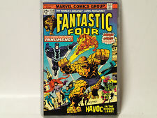 FANTASTIC FOUR #159 Marvel Comics 1975 FN  Inhumans!  FL
