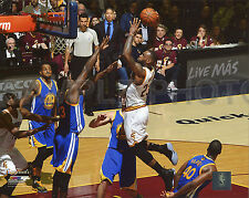Lebron James Cleveland Cavaliers Game 3 of the 2016 NBA Finals 8x10 Photo