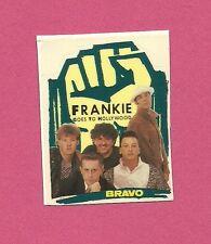 Frankie Goes to Hollywood 1980s Movie Pop Rock Music TV Mini Sticker Germany