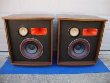 Super Nice Vintage Realistic Optimus 7 Large 3-way Floor Speaker - Pro Modified
