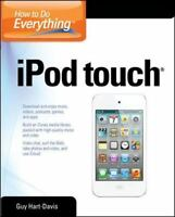 NEW - How to Do Everything iPod Touch by Hart-Davis, Guy