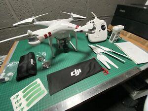 DJI Phantom 3 Standard Drone -  White model W321