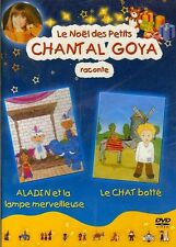 LE NOEL DES PETITS - CHANTAL GOYA RACONTE /*/ DVD DESSIN ANIME NEUF/CELLO