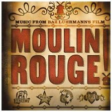 Moulin Rouge [Original Soundtrack] by Various Artists (Cd, May-2001,.