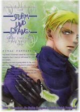 Final Fantasy 7 Vii doujinshi Tseng x Rufus Sturm and Drang 106p So-Bathu-Rengok