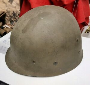 USGI M-1 Helmet Liner Korean War Era CAPAC 1951