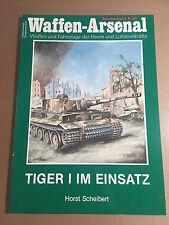 WAFFEN-ARSENAL S-20 - TIGER I IM EINSATZ