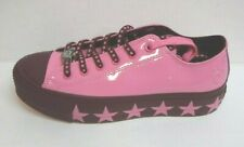 Converse Miley Cyrus Size 8.5 Pink Platform Sneakers New Womens Shoes