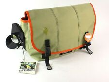Timbuk2 CMB Detroit Messenger Bag Limited Edition, Green, New with Tags