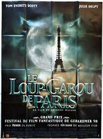 Plakat Kino Le Wolf Garou von Paris - 120 X 160 CM