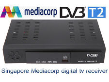 2019New Singapore Mediacorp terrestrial digital tv receiver DVB-T2 tuner dvb t2