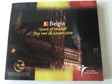 Muntset 2008 Dag van de Munt 'guest of honour Belgie'