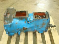 1970 Ford 2000 Tractor 4 Speed Transmission With Sherman Combination Trans 3000
