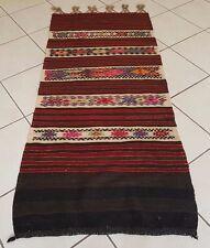Vintage Turkish Rugs For Sale,Kilim Runner Hallway Rug,Carpet Runners 2.4x5.2ft