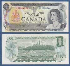 Canadá/Canada 1 dólares 1973 UNC p. 85 a