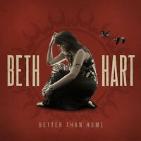 BETH HART - BETTER THAN HOME  CD NEU