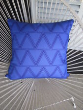 Gorgeous Vibrant Blue 'Splash' OUTDOOR Cushion Cover ZAAB Homewares