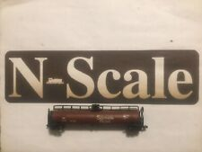 ATLAS 33,000 GALLON TANK CAR SOUTHERN PACIFIC N SCLAE LIKE NEW