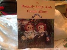 raggedy ann & Andy family album book new