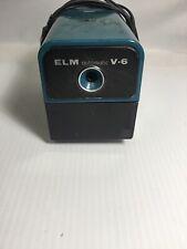 Electric Pencil Sharpener Elm V6