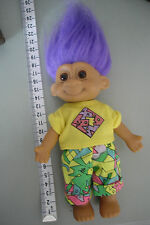 VINTAGE RUSS  JAZZY SHORTS AND T SHIRT TROLL
