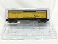 LIONEL 6-15888 O-SCALE PENN.R.R FRUIT GROWERS EXPRESS REFER CAR- USED