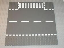 Plaque de base route LEGO CITY DkStone road  baseplate 32 x 32 ref 44341px2