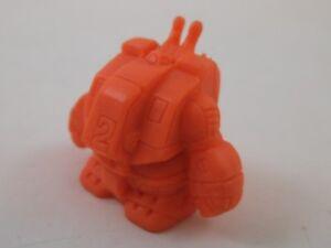 80's Bandai Japan Macross SD Keshi Orange Destroid Spartan Takatoku Robotech