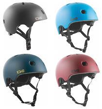 TSG Meta Skate & Bike Helmet in Various Colors w/ Dial Fit System