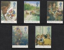 GB 1997 Commemorative Stamps~Enid Blyton~Unmounted Mint Set~UK Seller