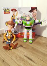 Toy Story Woody et Buzz Interactive Buddies