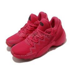 adidas D.O.N. Issue 2 GCA II Donovan Mitchell Crayola Red Men Basketball FW9039