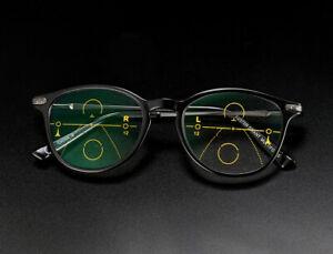 Multifocus Classic Reading Glasses Progressive Varifocals Mens B
