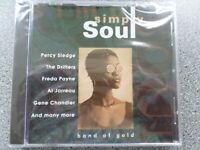 BAND OF GOLD - SIMPLY SOUL - CD - ALBUM - (NEW & SEALED)