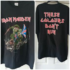 More details for iron maiden nwobhm t shirt xxl 2xl  2xlarge heavy metal hard rock clothing