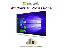 Windows 10 Professional 64 Bit DVD+COA Sticker/Win 10 Pro DVD COA Hologramm Key
