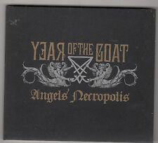 YEAR OF THE GOAT - angels necropolis CD