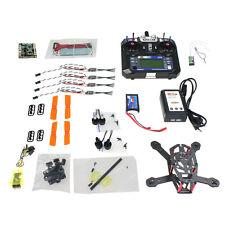 DIY FPV Drone CC3D 150mm Mini RC Quadcopter 3100KV Motor BLHeli + OPTO 16A ESC