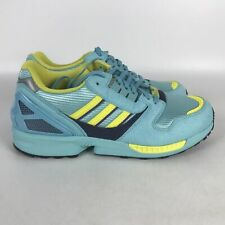 Adidas Originals ZX 8000 OG Running Shoes Men's Size 10.5 Blue EG8784