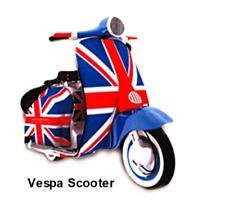 VESPA SCOTER COASTER
