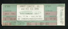 1999 Harry Connick Jr. Unused Full Concert Ticket Birmingham Al Come By Me