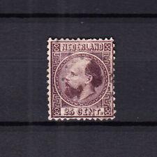 Nederland 11 Willem III 1867 gestempeld