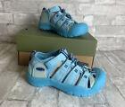 Keen Boys Yonth Size Us 2 Uk1 Cm 21 Newport H2 Blue Camo Sandals Kids Waterproof